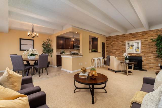 7877 E Mississippi Avenue #806, Denver, CO 80247 (#2769647) :: The Healey Group
