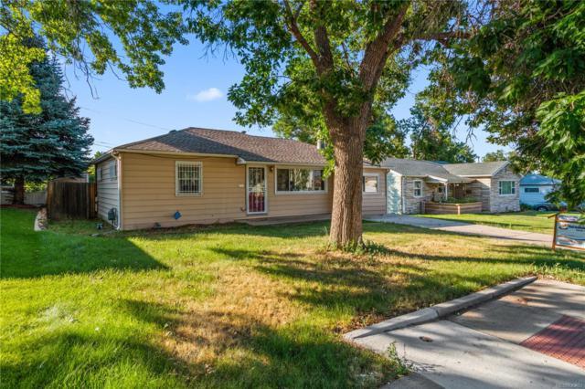 4905 W Gill Place, Denver, CO 80219 (MLS #2770098) :: 8z Real Estate