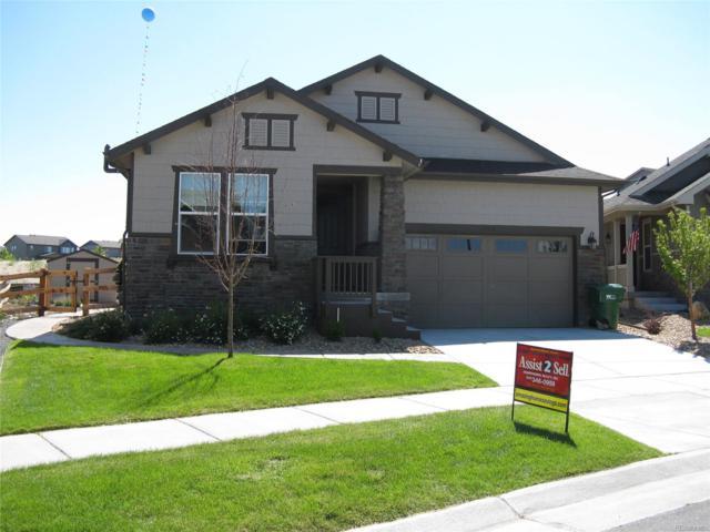 7878 S Flat Rock Court, Aurora, CO 80016 (MLS #2770161) :: 8z Real Estate