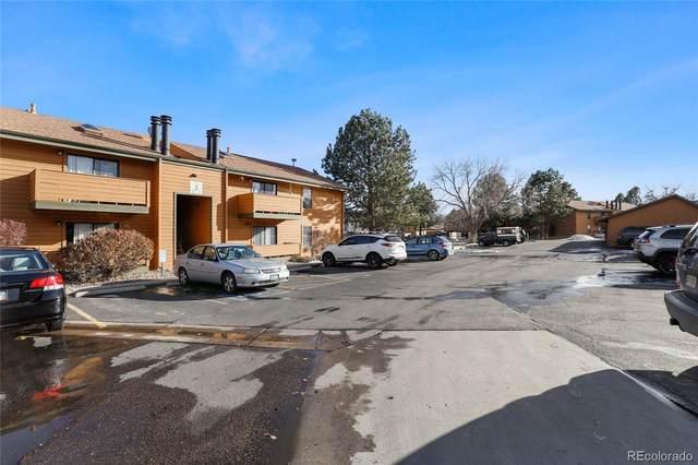 3275 S Ammons Street #206, Lakewood, CO 80227 (MLS #2770314) :: 8z Real Estate