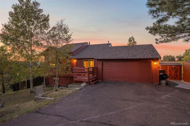 1030 Forest Edge Road, Woodland Park, CO 80863 (#2770462) :: The DeGrood Team
