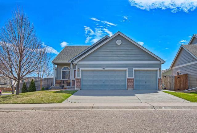 461 Frontier Lane, Johnstown, CO 80534 (MLS #2770463) :: 8z Real Estate