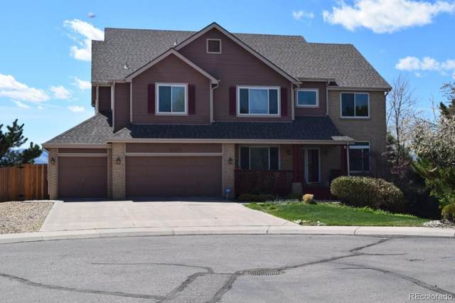 2494 W Peakview Court, Littleton, CO 80120 (#2770711) :: The DeGrood Team