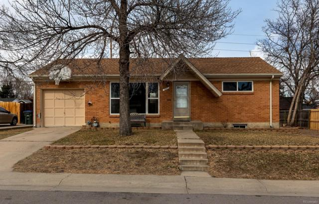 1047 E 111th Place, Northglenn, CO 80233 (MLS #2771217) :: 8z Real Estate