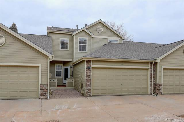 269 W Jamison Circle #51, Littleton, CO 80120 (#2772402) :: Realty ONE Group Five Star