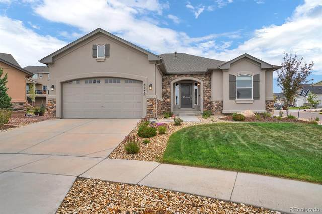 5546 Thurber Drive, Colorado Springs, CO 80924 (#2773524) :: The Heyl Group at Keller Williams