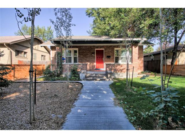 1234 S University Boulevard, Denver, CO 80210 (#2773636) :: The Pete Cook Home Group