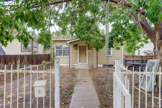 153 S Hazel Court, Denver, CO 80219 (#2774161) :: Bring Home Denver with Keller Williams Downtown Realty LLC