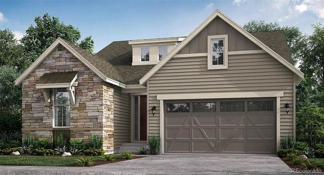 8461 E Riviera Court, Aurora, CO 80016 (#2774249) :: The Colorado Foothills Team | Berkshire Hathaway Elevated Living Real Estate