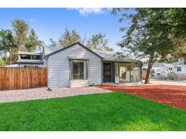 6265 W 45th Avenue, Wheat Ridge, CO 80033 (#2774345) :: The Pete Cook Home Group