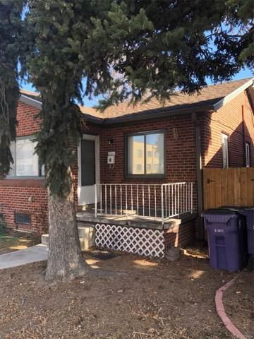 1442 N Jersey Street, Denver, CO 80220 (#2774651) :: House Hunters Colorado