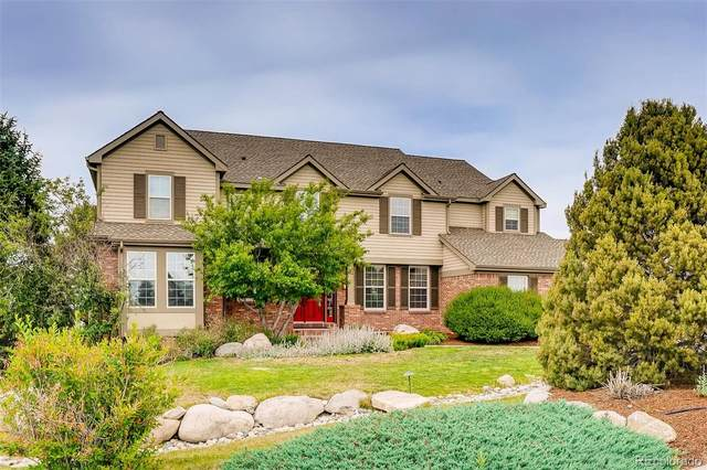 20367 E Three Pines Ranch Place, Parker, CO 80134 (#2774686) :: The Heyl Group at Keller Williams