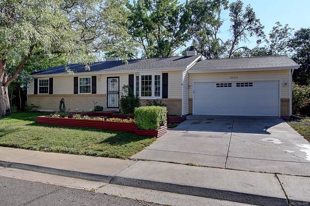 6426 S Estes Street, Littleton, CO 80123 (MLS #2774796) :: 8z Real Estate
