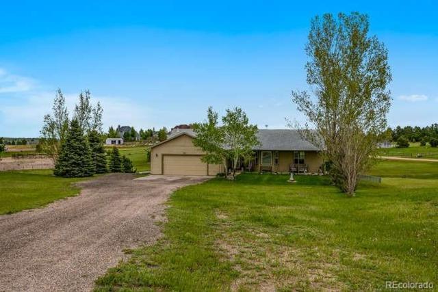 3217 Windstream Lane, Elizabeth, CO 80107 (#2774973) :: Colorado Home Realty