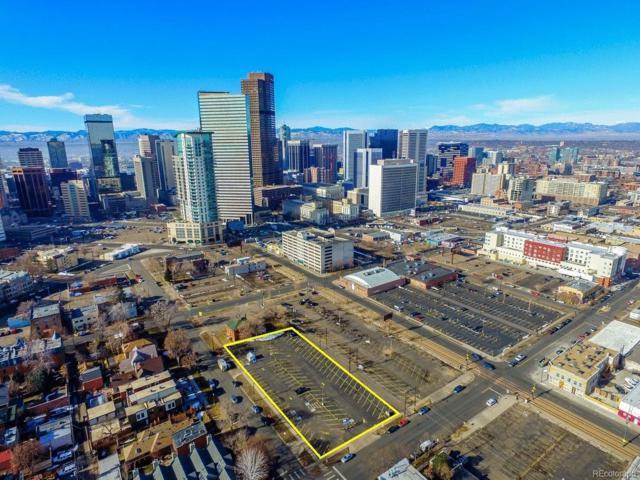 2137 Glenarm Place, Denver, CO 80205 (#2774981) :: The Peak Properties Group