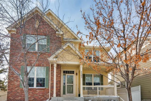 2265 Harmony Park Drive, Westminster, CO 80234 (#2775031) :: Bring Home Denver