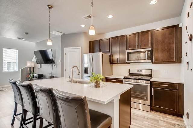 15486 W 64th Loop C, Arvada, CO 80007 (MLS #2775100) :: 8z Real Estate