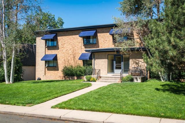 155 Jackson Street #6, Denver, CO 80206 (#2775396) :: HomePopper