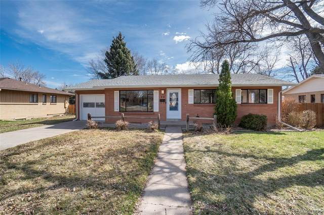 40 Cody Court, Lakewood, CO 80226 (MLS #2775423) :: 8z Real Estate