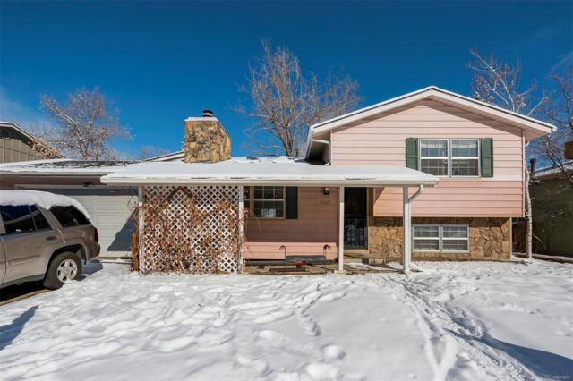 7327 W Fremont Drive, Littleton, CO 80128 (#2775448) :: The HomeSmiths Team - Keller Williams