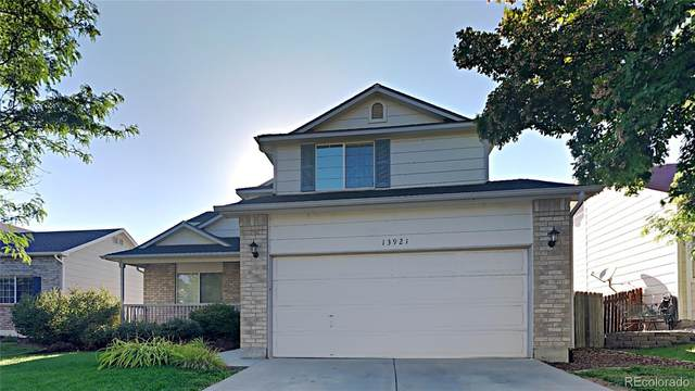 13921 Garfield Street, Thornton, CO 80602 (#2775593) :: iHomes Colorado