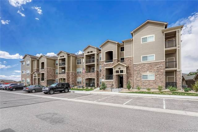 17353 Wilde Avenue #305, Parker, CO 80134 (#2775989) :: Bring Home Denver with Keller Williams Downtown Realty LLC