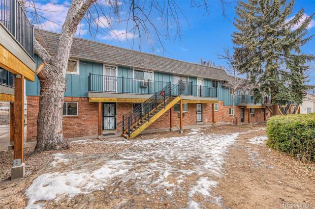 5700 W 28th Avenue #3, Wheat Ridge, CO 80214 (#2776484) :: Bring Home Denver with Keller Williams Downtown Realty LLC