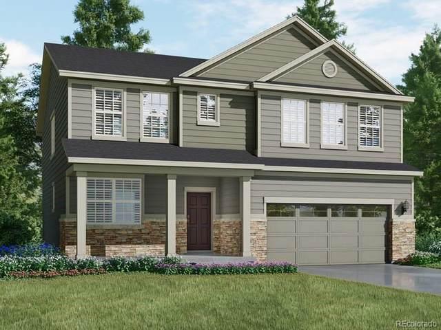 17975 Marsh Wren Avenue, Parker, CO 80134 (MLS #2776588) :: The Sam Biller Home Team