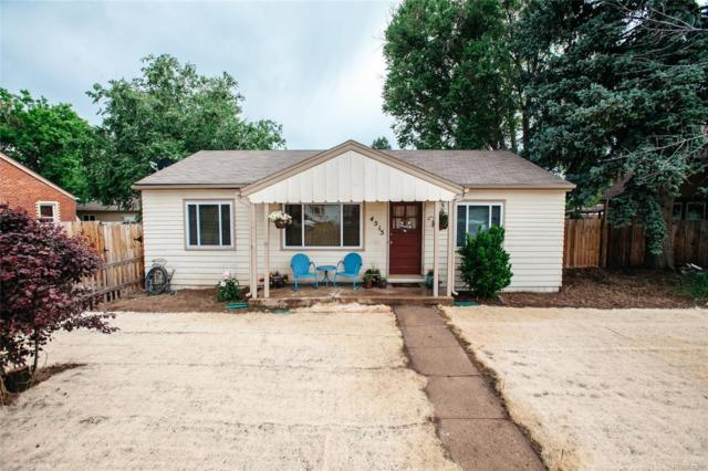 4515 S Logan Street, Englewood, CO 80113 (#2776715) :: Sellstate Realty Pros