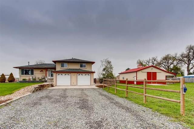 23646 Conrad Street, Johnstown, CO 80534 (MLS #2778458) :: 8z Real Estate