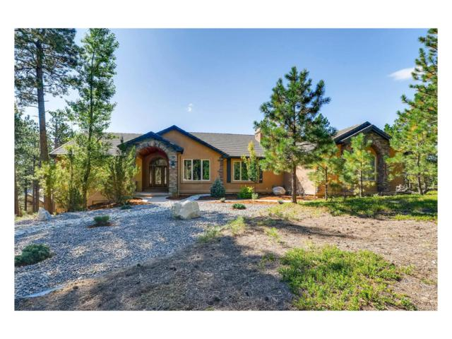 4961 High Forest Road, Colorado Springs, CO 80908 (#2778540) :: The Peak Properties Group