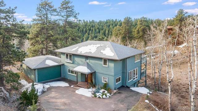 792 Aspen Road, Golden, CO 80401 (MLS #2778755) :: 8z Real Estate