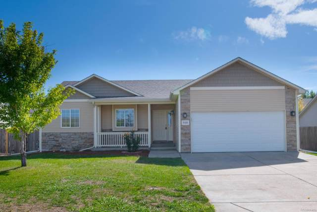 8410 18th St Rd, Greeley, CO 80634 (#2778839) :: The DeGrood Team