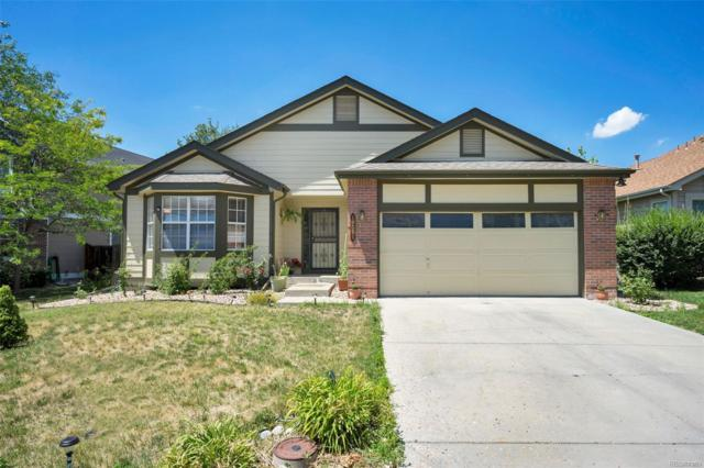 19091 E Chenango Circle, Aurora, CO 80015 (#2779444) :: The Peak Properties Group