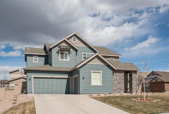 4097 Manorbrier Circle, Castle Rock, CO 80104 (MLS #2779578) :: Kittle Real Estate