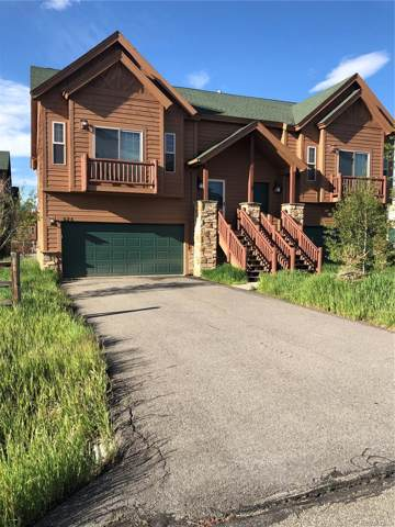 63 County Road 5223 A26, Tabernash, CO 80478 (#2779788) :: The DeGrood Team