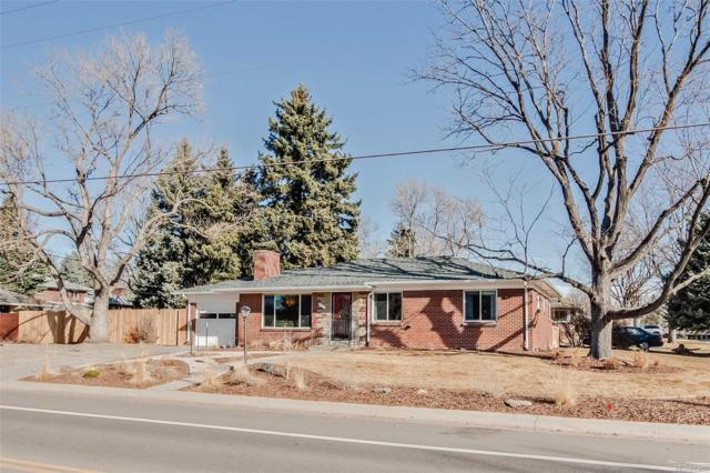 8825 W 1st Avenue, Lakewood, CO 80226 (#2779794) :: The Dixon Group
