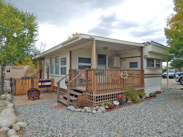 10795 County Road 197A #120, Nathrop, CO 81236 (#2779950) :: Sultan Newman Group