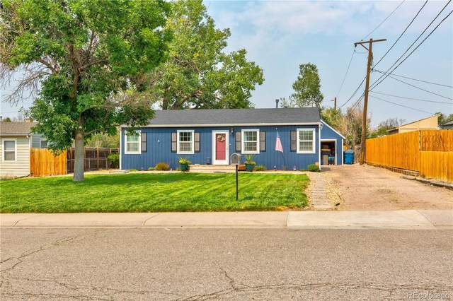 7231 E 66th Place, Commerce City, CO 80022 (#2780006) :: The DeGrood Team