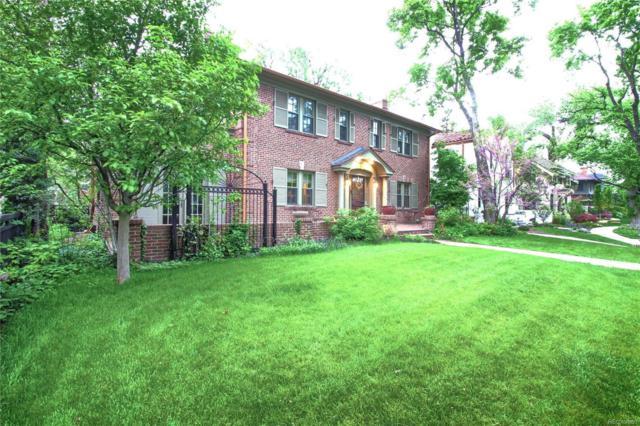 135 N Franklin Street, Denver, CO 80218 (#2780054) :: Real Estate Professionals