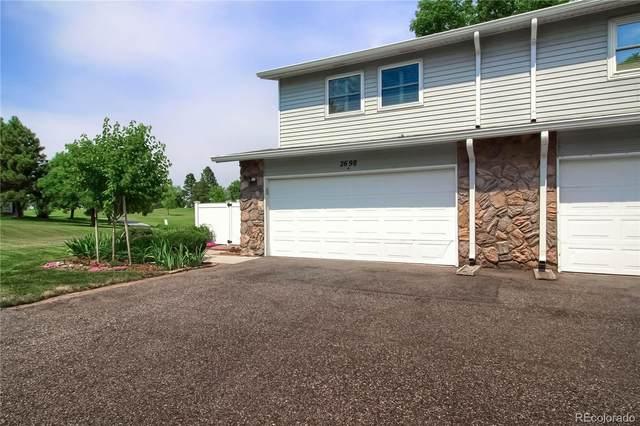 2698 S Vaughn Way A, Aurora, CO 80014 (#2780069) :: Finch & Gable Real Estate Co.