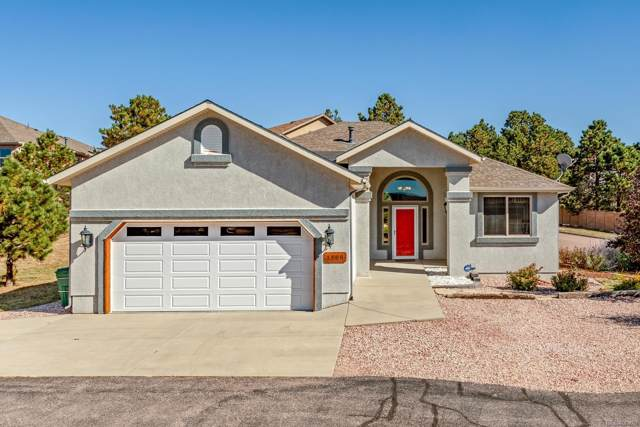 1586 Piney Hill Point, Monument, CO 80132 (#2780119) :: Keller Williams Action Realty LLC