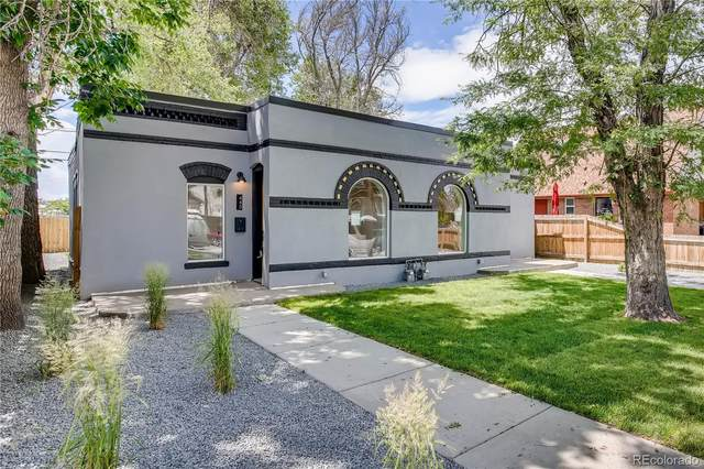 443 Inca Street, Denver, CO 80204 (#2780324) :: West + Main Homes