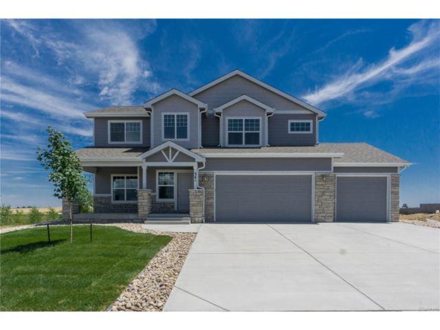 3041 Ballentine Boulevard, Johnstown, CO 80534 (MLS #2780467) :: 8z Real Estate