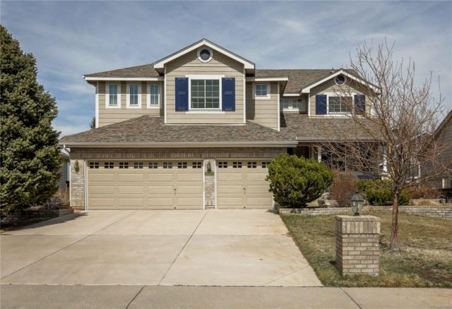 5735 Keenan Court, Highlands Ranch, CO 80130 (#2780475) :: The City and Mountains Group
