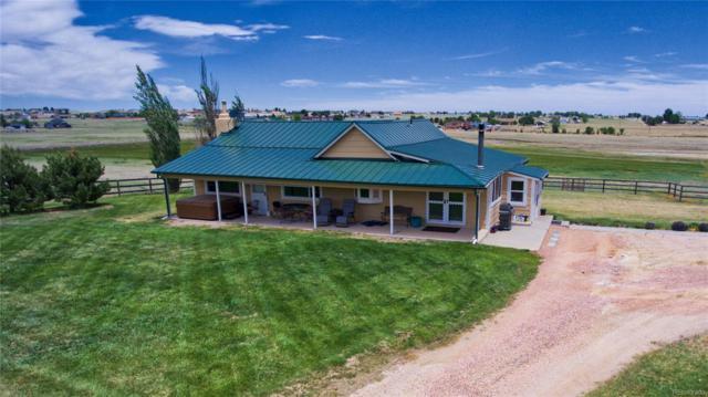 13025 Falcon Highway, Peyton, CO 80831 (#2780495) :: Venterra Real Estate LLC