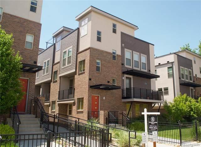 1327 Jackson Street, Denver, CO 80206 (#2780607) :: Compass Colorado Realty