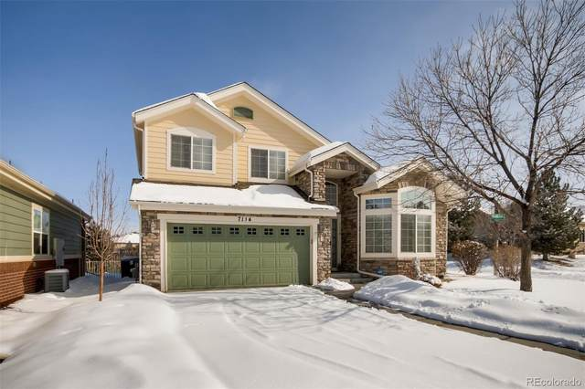 7114 S Versailles Street, Aurora, CO 80016 (MLS #2780741) :: 8z Real Estate