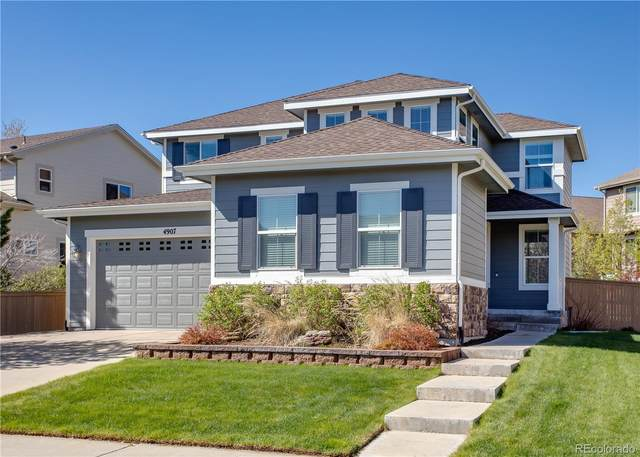 4907 Bluegate Drive, Highlands Ranch, CO 80130 (#2781032) :: The DeGrood Team
