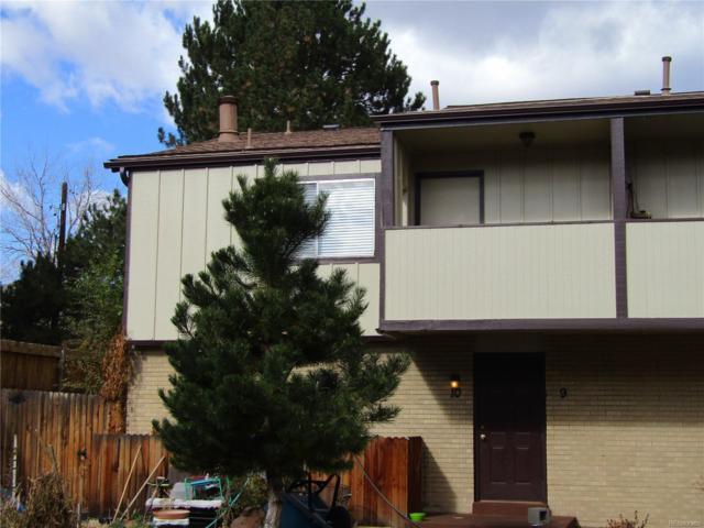 1847 Quail Street #10, Lakewood, CO 80215 (#2781298) :: My Home Team